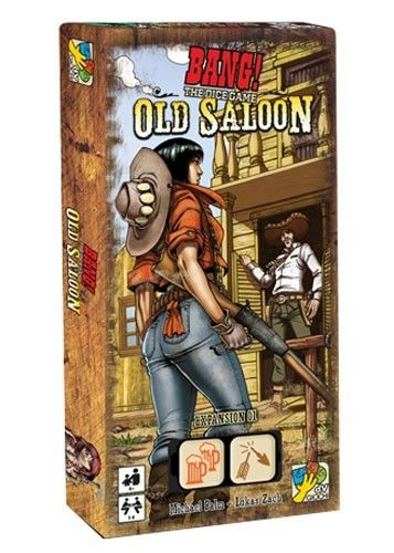 BANG! The Dice Game - Old Saloon (Esp.)