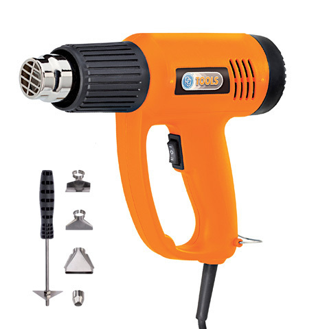 Kit Heat Gun 2000w
