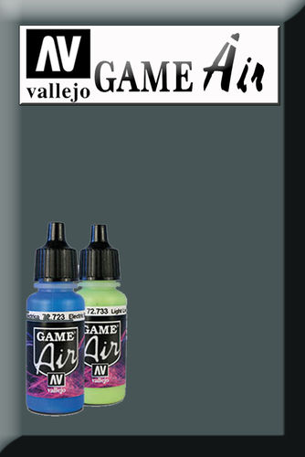 GAME AIR GUNMETAL METAL 72754