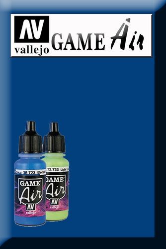 GAME AIR MAGIC BLUE 72721
