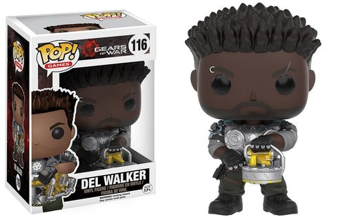 POP Gears Of War - Del Walker 116