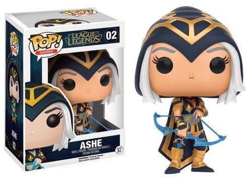 POP League of Legends - Ashe 02
