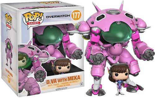 POP Overwatch - D.Va 177