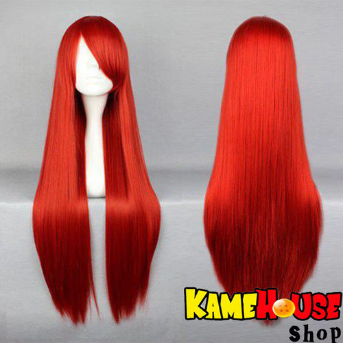 wig 80 cm -Red