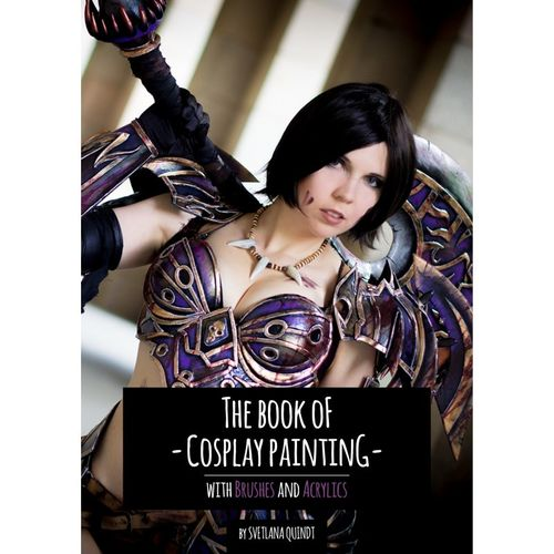 The Book of Cosplay Painting - Italiano