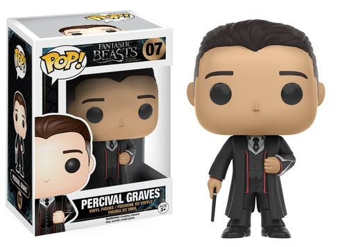 POP Fantastic Beasts - Percival Graves