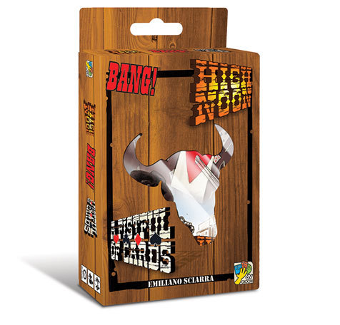 BANG! High Noon + A Fistful of Cards