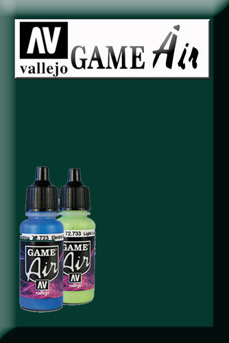 72.728 Game Air Dark Green