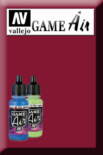 72.712 Game Air Scar Red