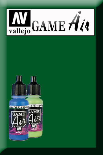 72.729 Game Air Sick Green