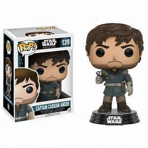 POP Star Wars Captain Cassian Andor 139