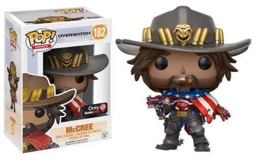 POP Overwatch - Mc Cree 182