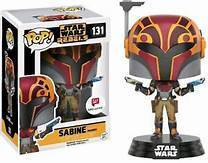 POP Star Wars - Sabine Masked 131
