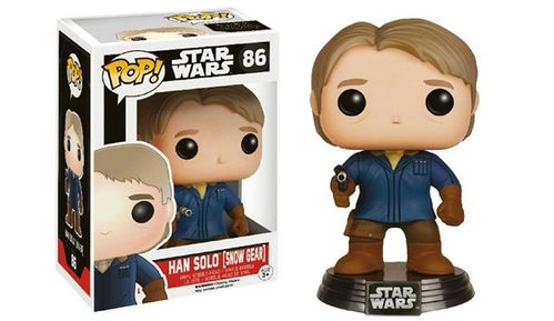 POP Star Wars - Han Solo (Snow Gear) 86