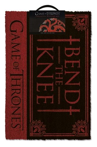 IL TRONO DI SPADE - BEND THE KNEE