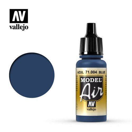 71.004 Vallejo Model Air: Blue [17ml]