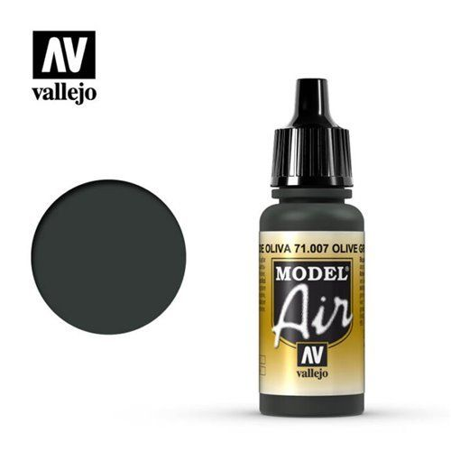 71.007 Vallejo Model Air: Olive Green [17ml]