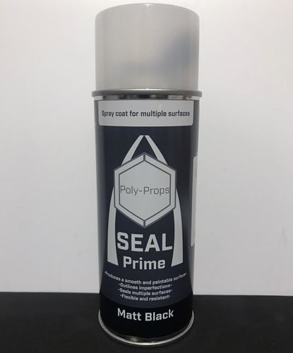 Seal Prime Black Matt