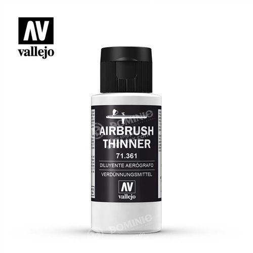 71.361 Vallejo Airbrush Thinner [60ml]