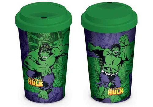 Travel Mug Marvel Hulk