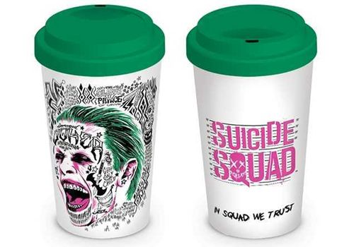 Travel Mug Marvel Joker Suicide Squad