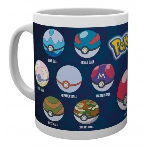 Mug  Pokemon Ball