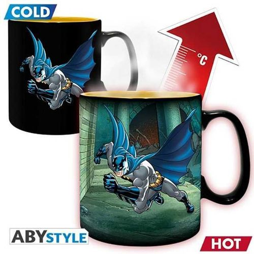 Tazza Batman Heating Change