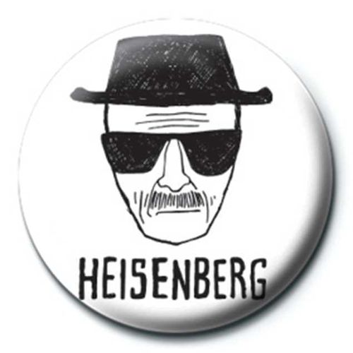 Spilla Breaking Bad Heisenberg