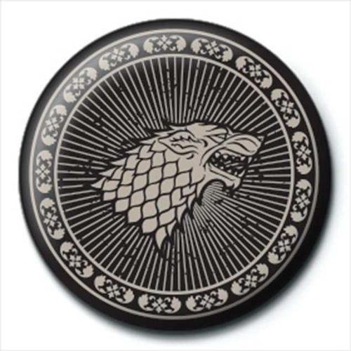 Spilla Game of Throne Stark Sigil